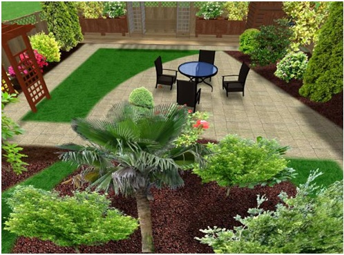 Various Types Of Landscaping Features Big Spring Landscaping